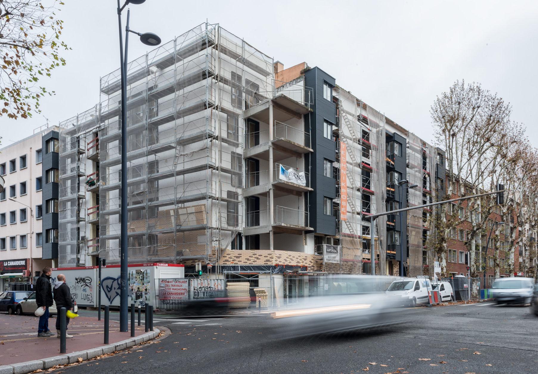 44 Boulevard Lascrosses – Toulouse