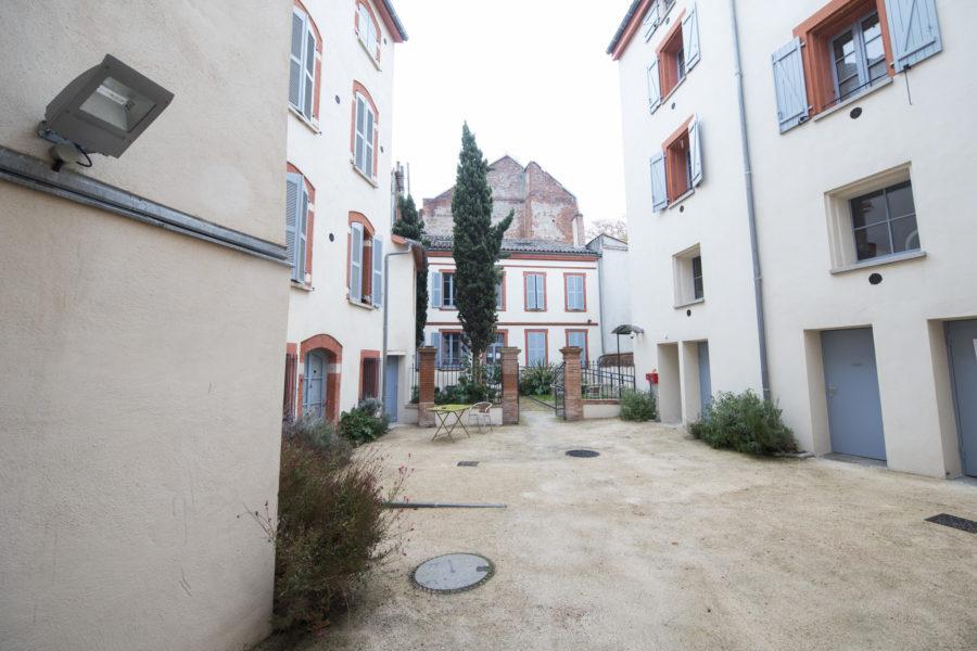 Résidence «Anatole France» à Toulouse